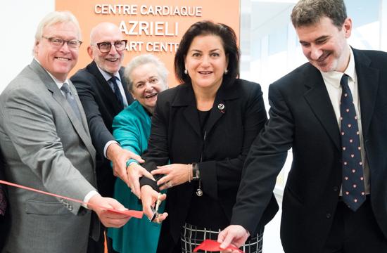 The Azrieli Heart Centre at Jewish General Hospital