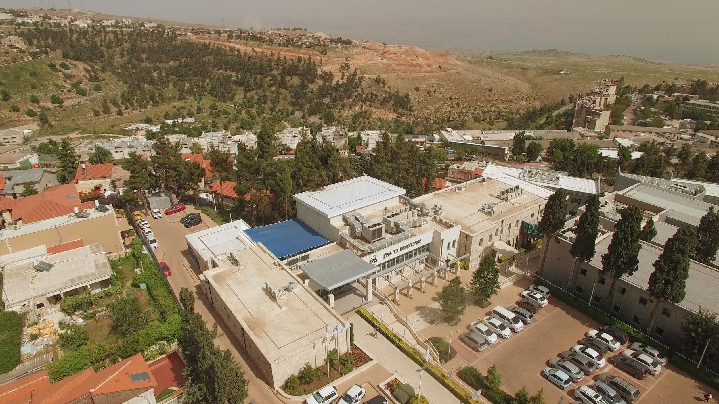 La seule école de médecine d'Israël en Galilée