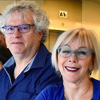David Kaplan and Freda Miller