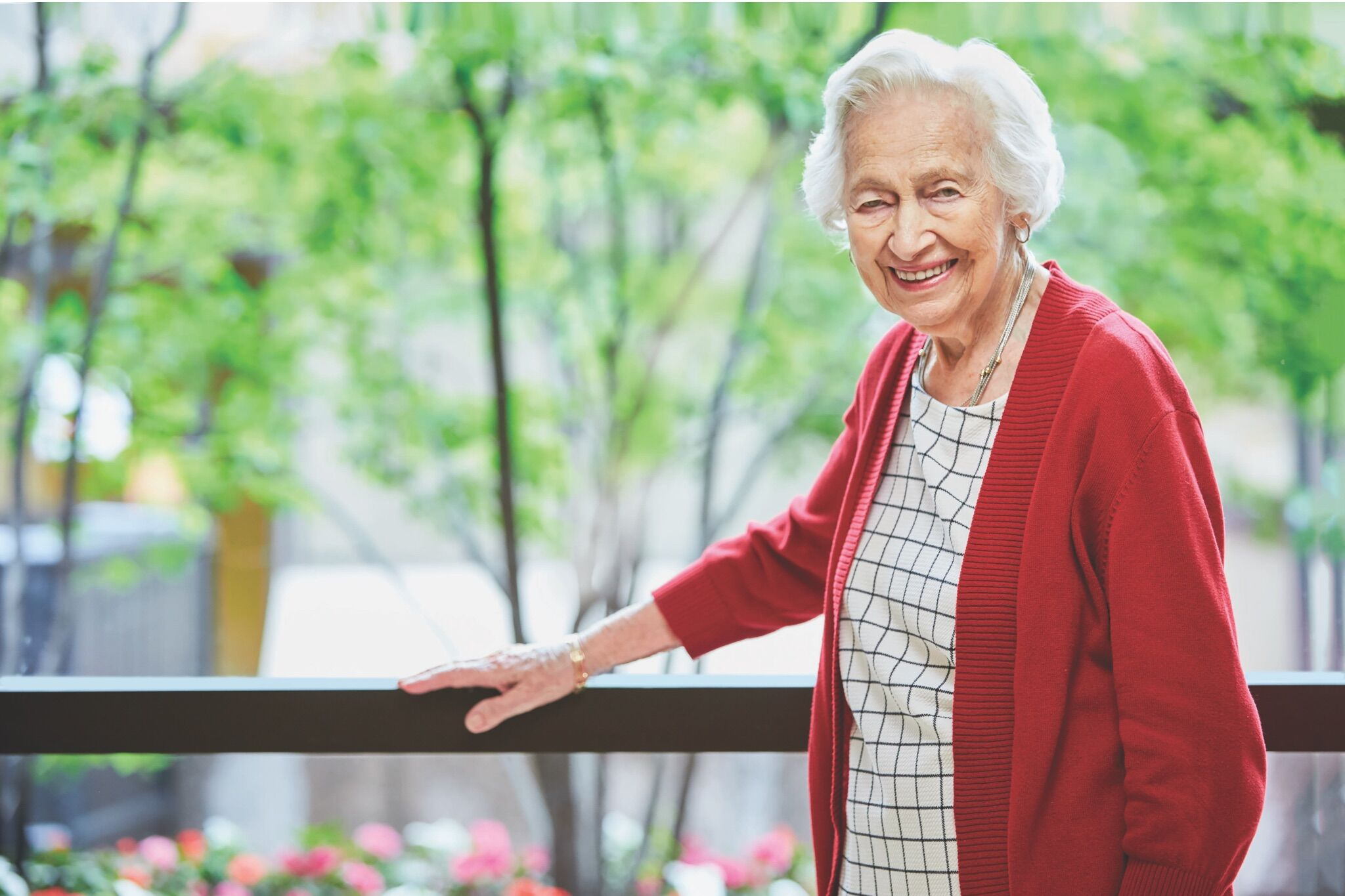 Elderly in community