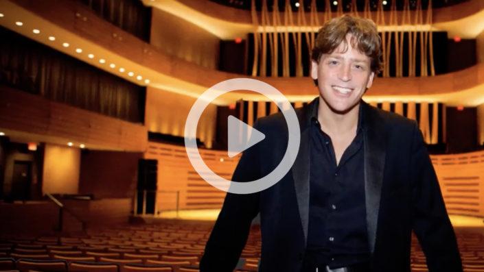 2015 Azrieli Music Prize Recipient: Brian Current