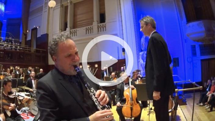 2016 Azrieli Music Prize: Concerto for Klezmer Clarinet