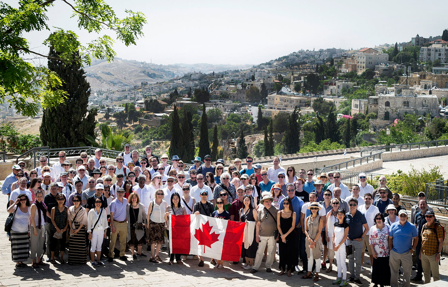The Toronto Symphony Orchestra's tour in Jerusalem helps to build bridges in music from Canada to Israel.