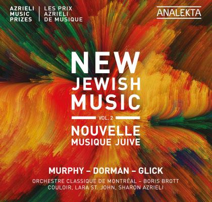 Azrieli Music Prizes New Jewish Music Vol. 2