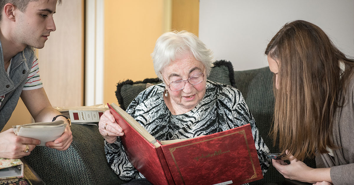 Financial support for Holocaust survivors allows Jewish Family Services to provide survivors in the Vancouver area with quality care and services as they age.