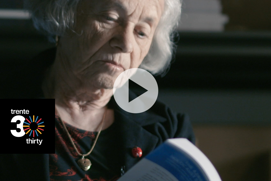 The Holocaust Survivors Memoir Program