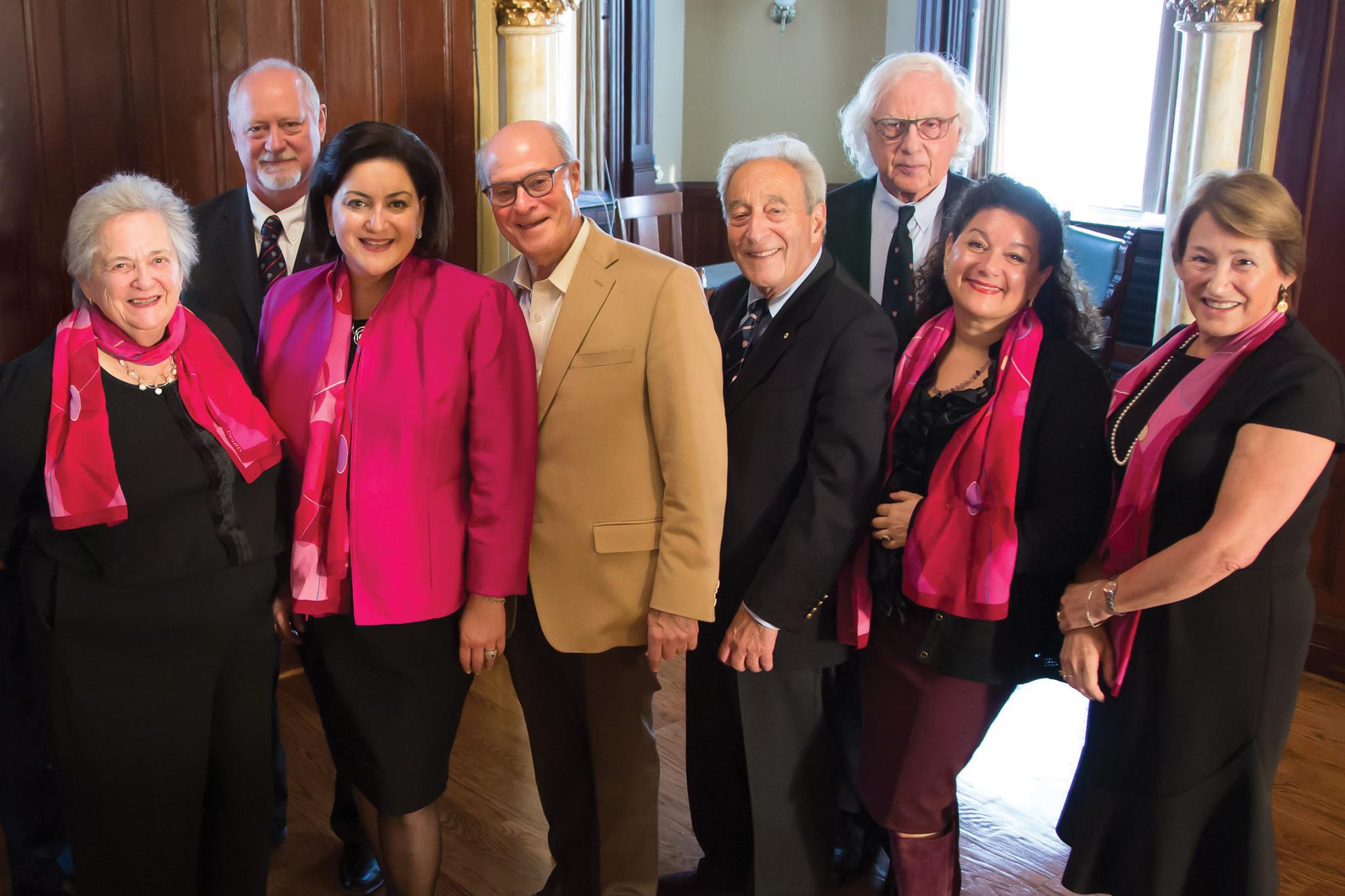 Azrieli Foundation Board of Directors